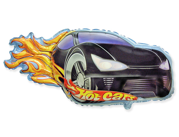 Тачка Hot-cars FLEXMETAL (черная)